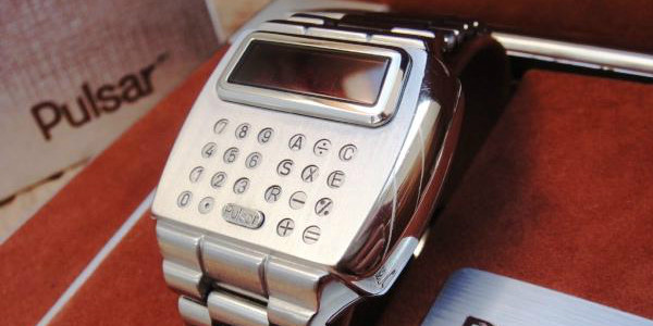 pulsar calculator watch